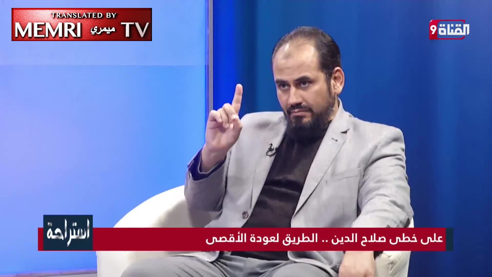 "Libyan Researcher Dr. Ali Al-Siba'i Refers to Jews as ""Apes and Pigs,"" Adds: Offensive Jihad Is the Only Way to Smash European And American Colonialism"
