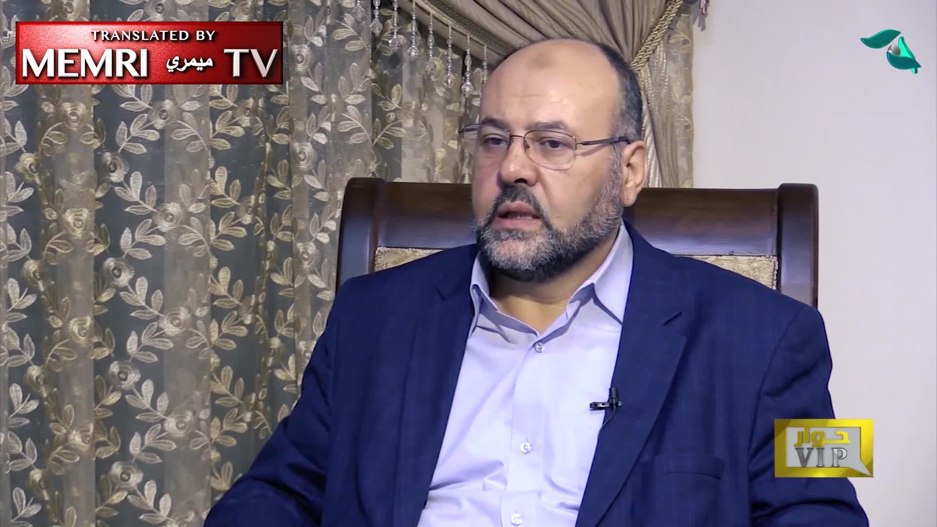 Hamas Rep. in Lebanon Ali Baraka: Our Missiles Can Strike Anywhere in Israel; Iranian Support Is the Basis of Our Steadfastness