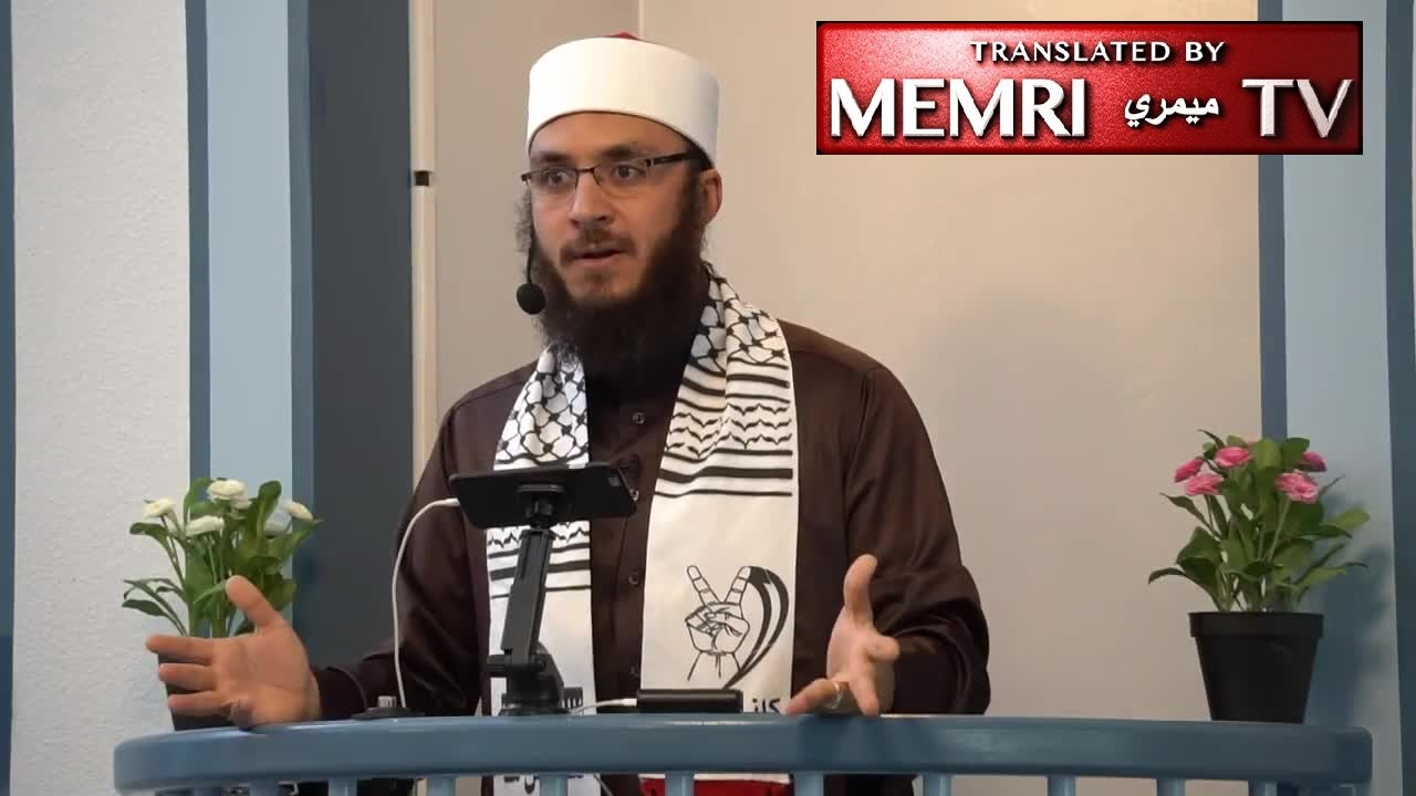 California Friday Sermon: Imam Ammar Shahin Cites Antisemitic Hadith, Prays for Annihilation of Jews, and Calls to Liberate Al-Aqsa Mosque from Their 'Filth'