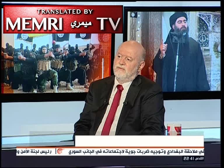 Pro-Iranian Lebanese Political Analyst Anis Al-Naqqash: America is the Enemy of Humanity; Arabs and Muslims Should Fight It; We Encourage ISIS-Like Phenomena