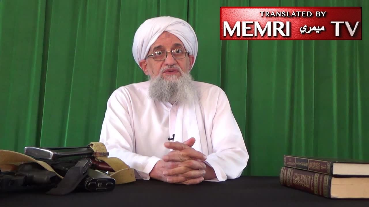 Al-Qaeda Leader Al-Zawahiri in New Video Message: Only Jihad Will Defeat America
