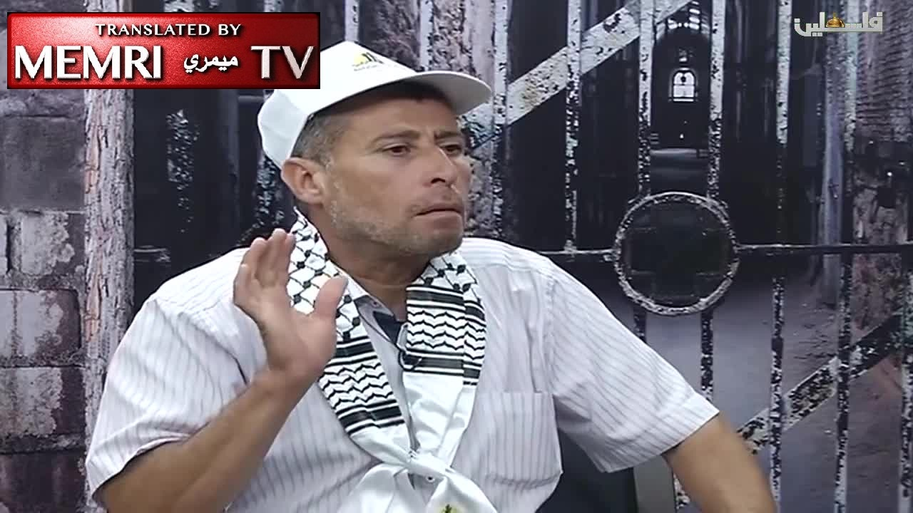 PA TV Host and Released Terrorist, Murderer of 16 People, Reminisce about the Days of the Intifada