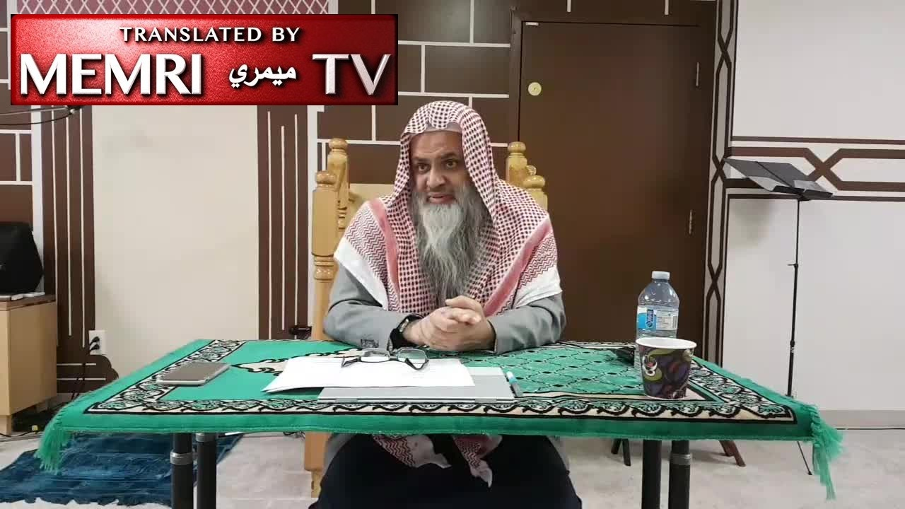 Canadian Sheikh Younus Kathrada Responds to MEMRI TV Clip: I Will Never Endorse Violence, But I Stand by My Statements about Christmas; Good Luck Next Time