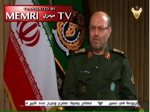 Iranian Defense Minister: If Saudi Arabia Does Anything Stupid, No Place in the Kingdom Will Remain Intact Except Mecca and Medina