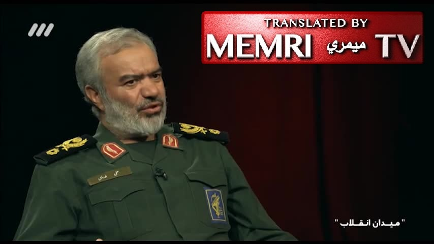 IRGC Deputy Commander General Ali Fadavi: If We Had Forces in Yemen, the Houthis Would Be in Riyadh by Now