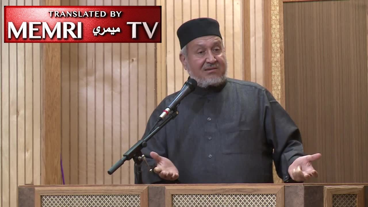 "Minnesota Friday Sermon by Imam Farok Alsamarai: ""Loathsome"" Secular Movement Wants to Turn Women into Merchandise; Islam Gives Women Purity and Dignity"