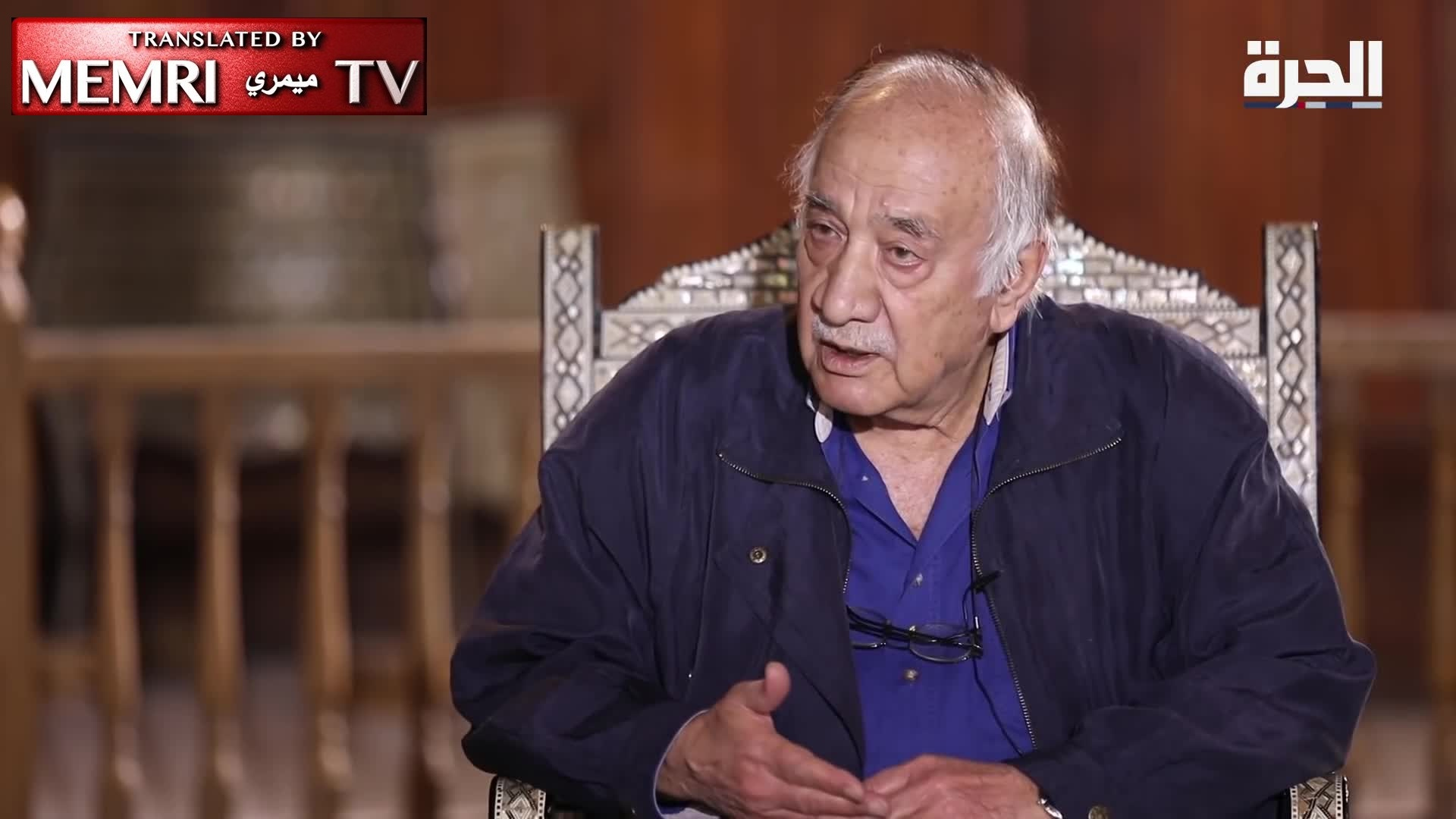 Syrian Scholar Firas Al-Sawwah: Al-Aqsa Mentioned in Quran Is Not in Jerusalem; We Should Critically Examine Our Past and Some of Our Religious Traditions