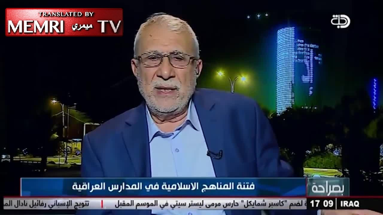 Iraqi Researcher Ghalib Al-Shahbandar: Our Teaching of Islamic History Is Delusional