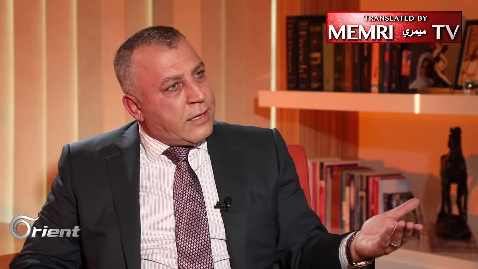 Syrian Businessman Ghassan Aboud: Israel Is the Syrians' Number 10 Enemy