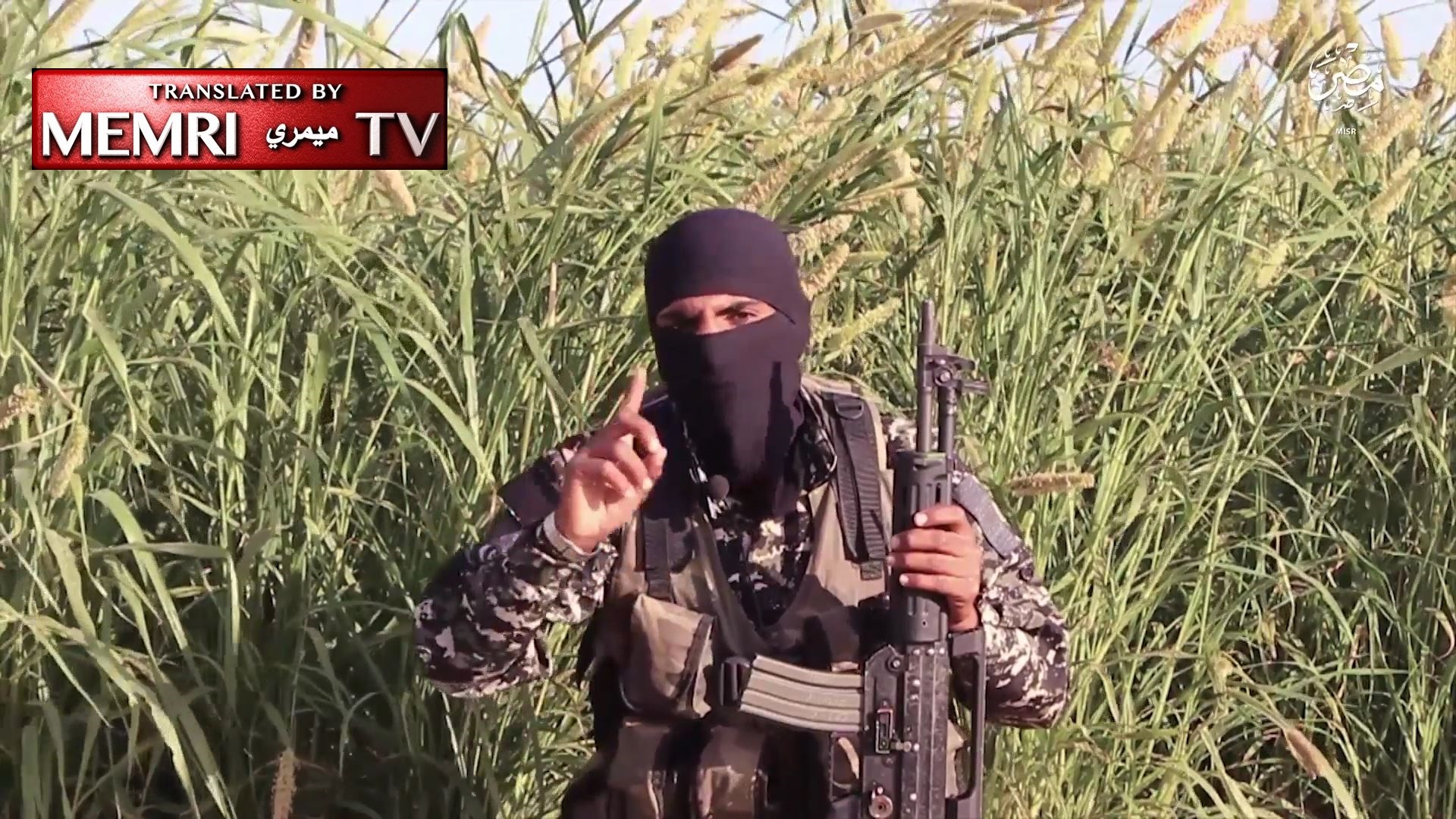 "New ISIS Video Threatens to Increase Attacks on Copts and ""Liberate"" Cairo"