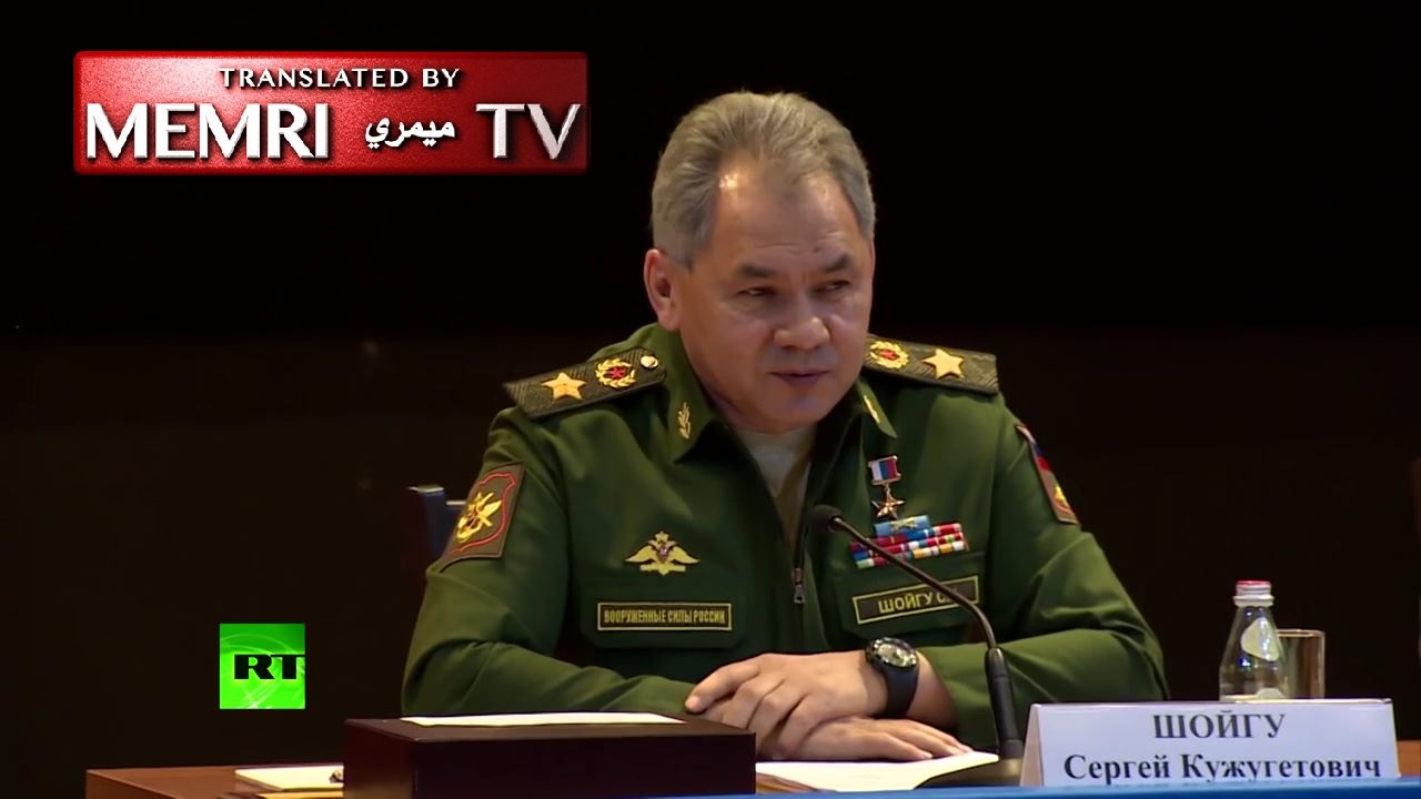 Russian Defense Minister: The British Lion Will Not Tell Our Bear What to Do