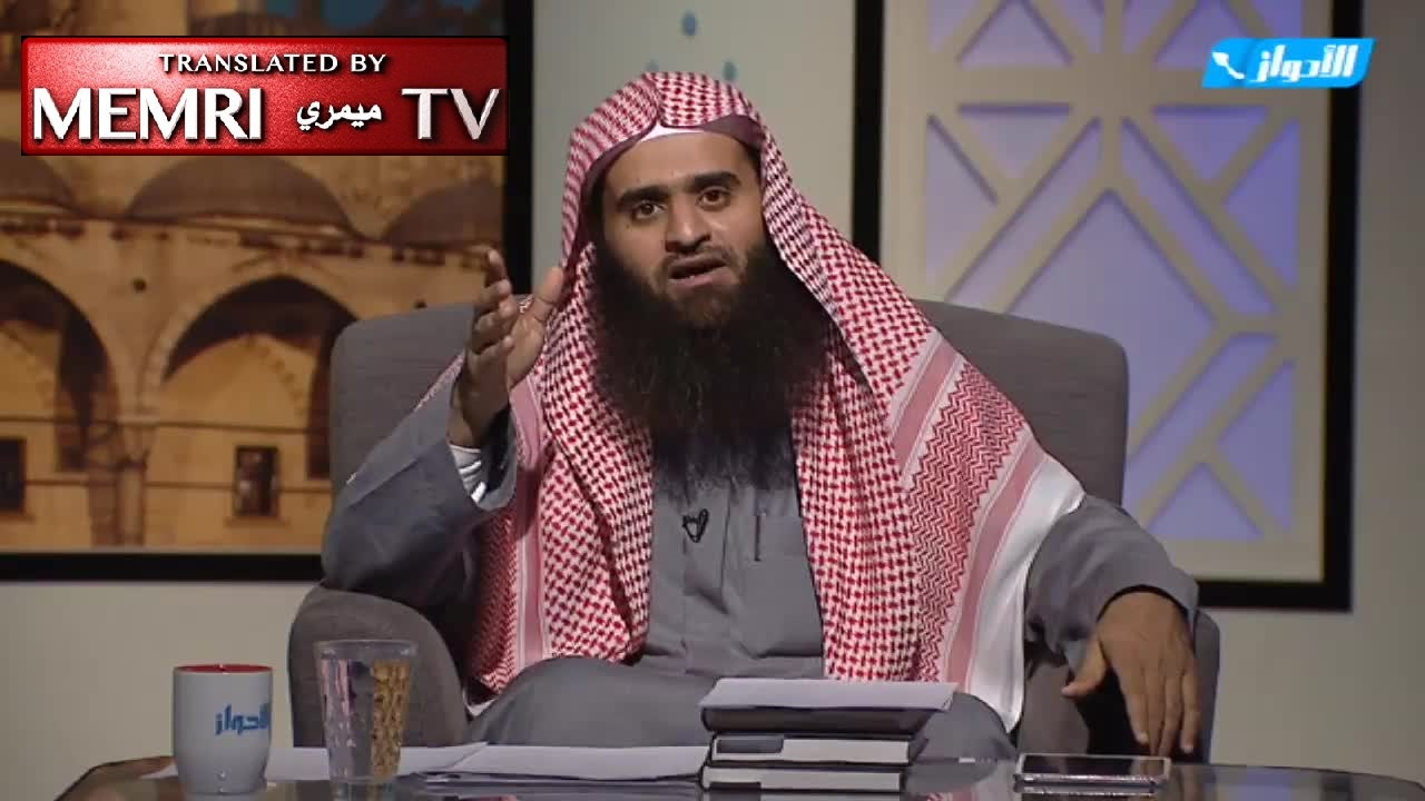 Saudi Cleric Advocates Offensive Jihad and Death for Apostasy: Liberalism and Coexistence Null and Void