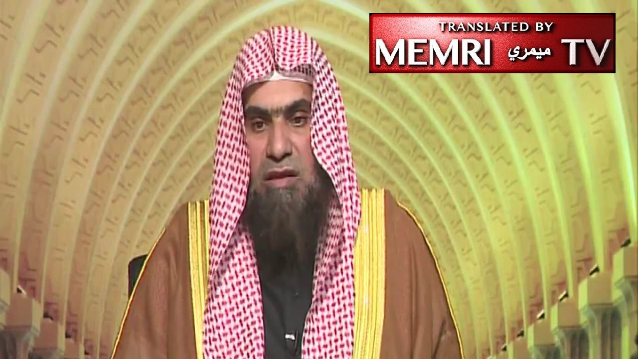 Saudi Cleric Khaled Al-Felaij: Muslims Are Forbidden from Greeting Christians and Jews on Their Holidays