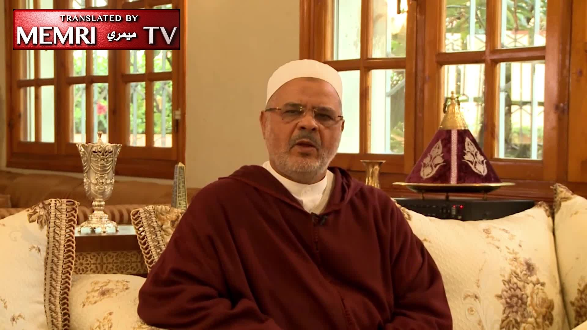 Prominent Moroccan Islamic Scholar Ahmed Raïssouni Criticizes Egyptian Muslim Brotherhood: They Don't Listen to Anyone; I Was Happy when Morsi Was Ousted