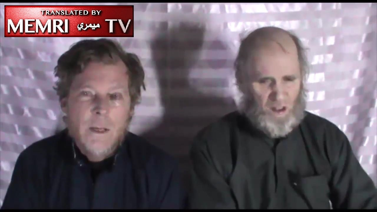 Taliban Releases Video of American And Australian Hostages who Plead with Donald Trump to Negotiate Their Release