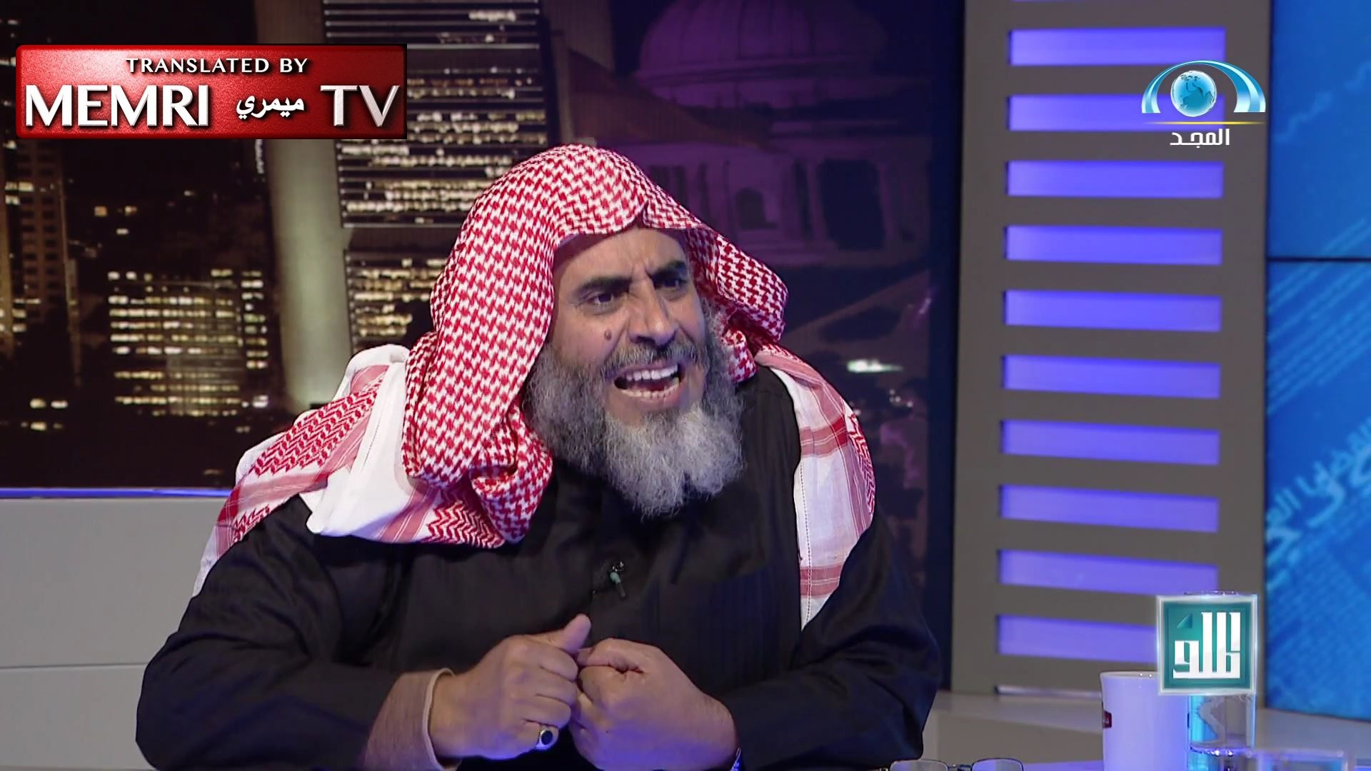 "Saudi Cleric Awadh Al-Qarni: 9/11 Was ""Fabricated"", the West Exploits and Utilizes Terrorism in Islamic Countries"