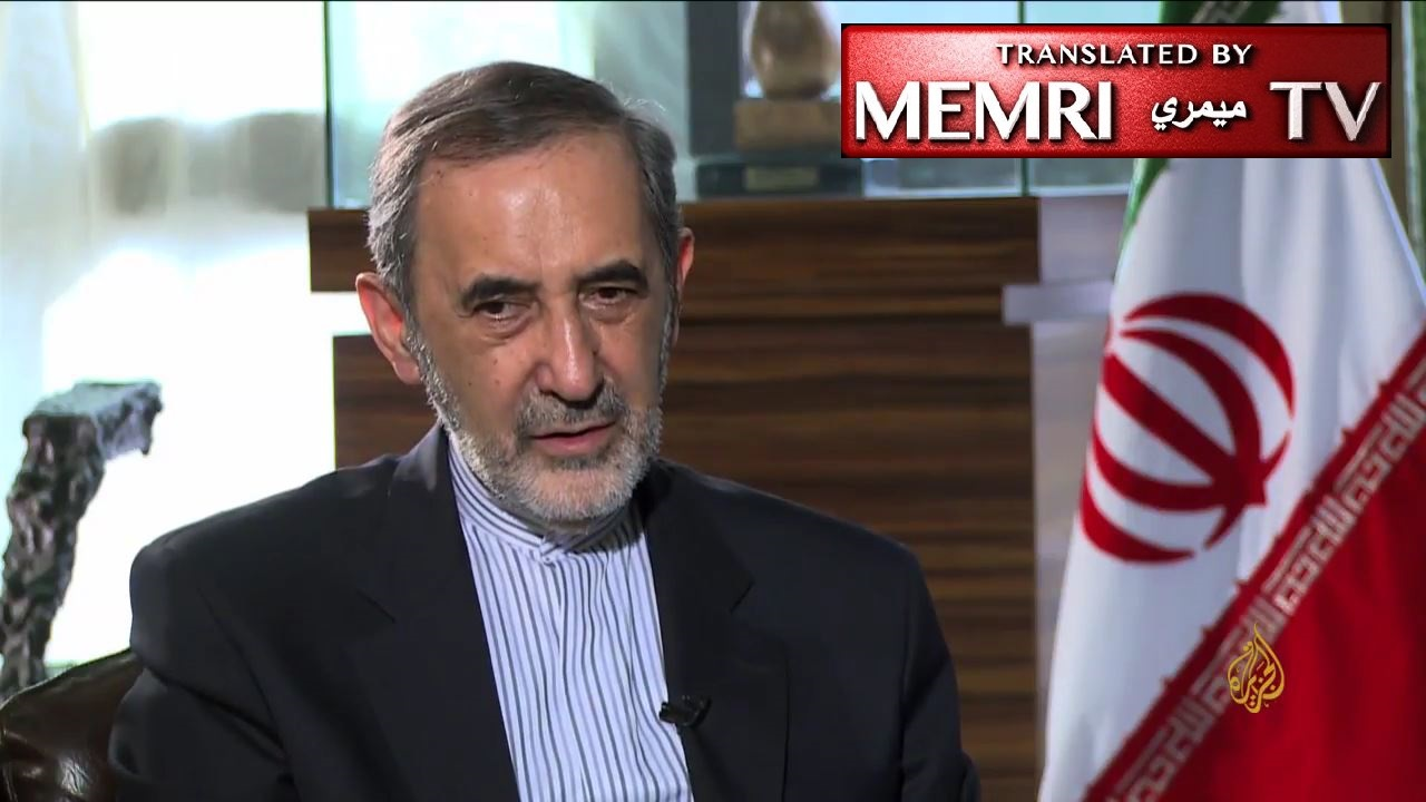 Khamenei's Advisor Ali Akbar Velayati: Iran Will Teach Trump a Lesson; Our Response to Any American Attack Will Paint the Days of the U.S. Administration Black