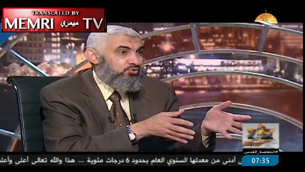 Egyptian Professor Ragheb El-Sergany: Europe Owes Its Science, Moral Values, and Hygiene to the Muslims