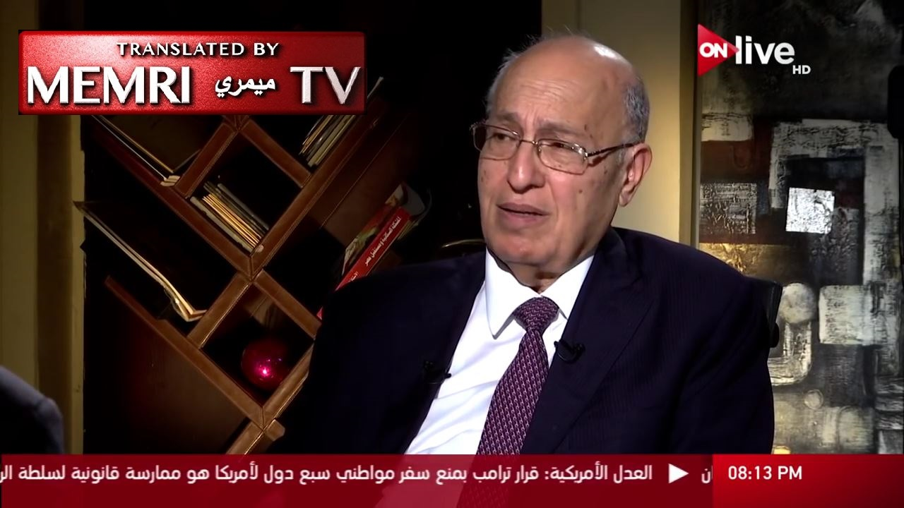 Former Palestinian FM and Chief Negotiator Nabil Shaath: Saudi King Abdullah Financed the Second Intifada