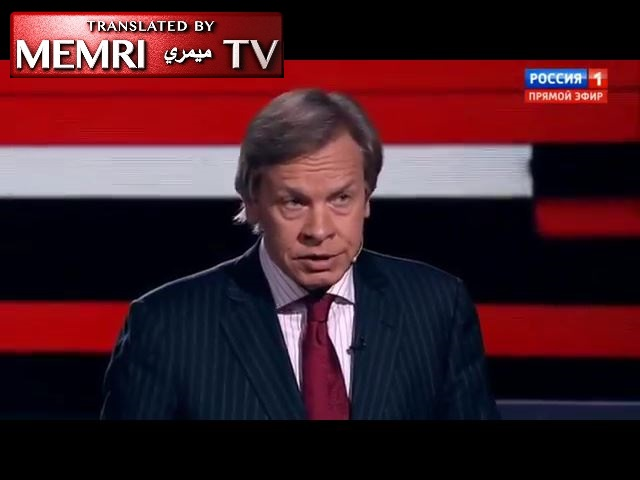 Russian Senator Alexey Pushkov: Western Liberal Democracy Is a Liberal Dictatorship