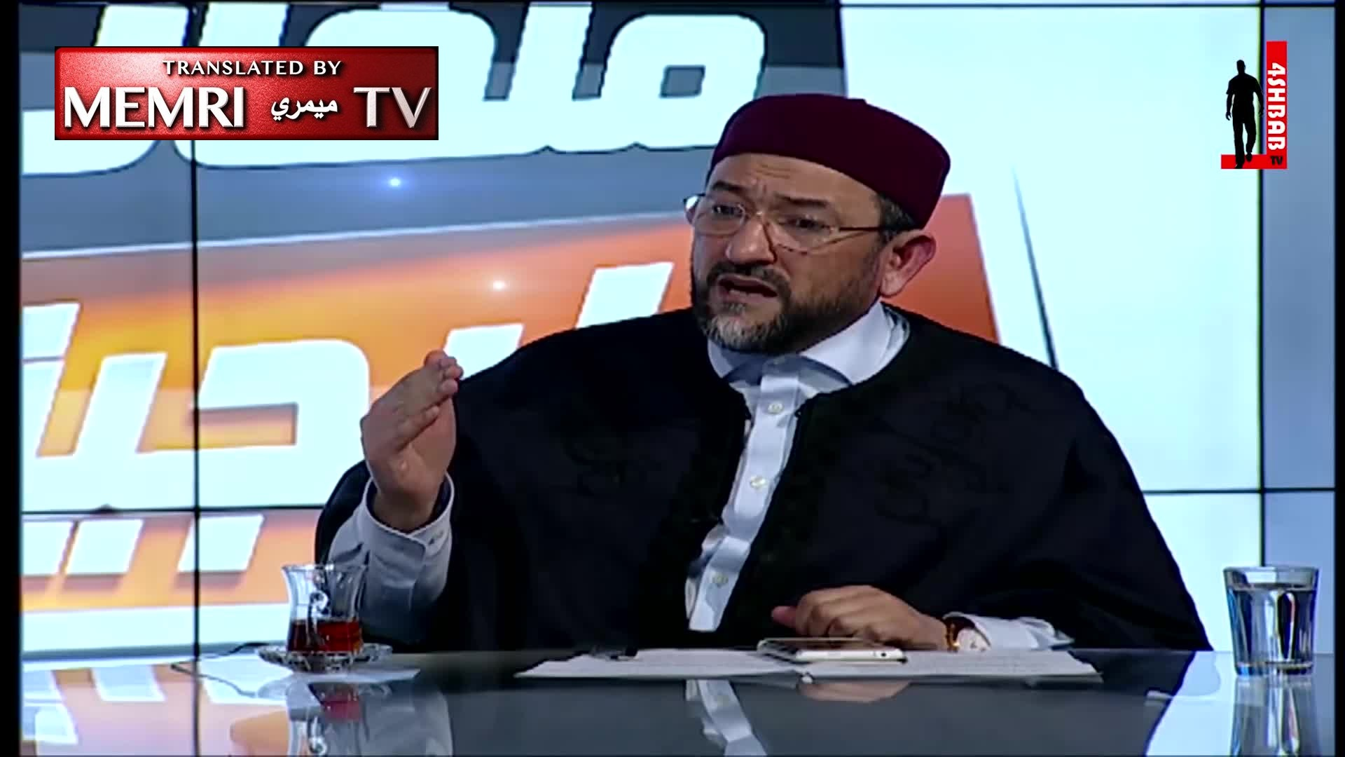 Libyan Cleric Dr. Wanis Al-Mabrouk: The Shari'a Permits a Muslim to Love a Jew or a Christian