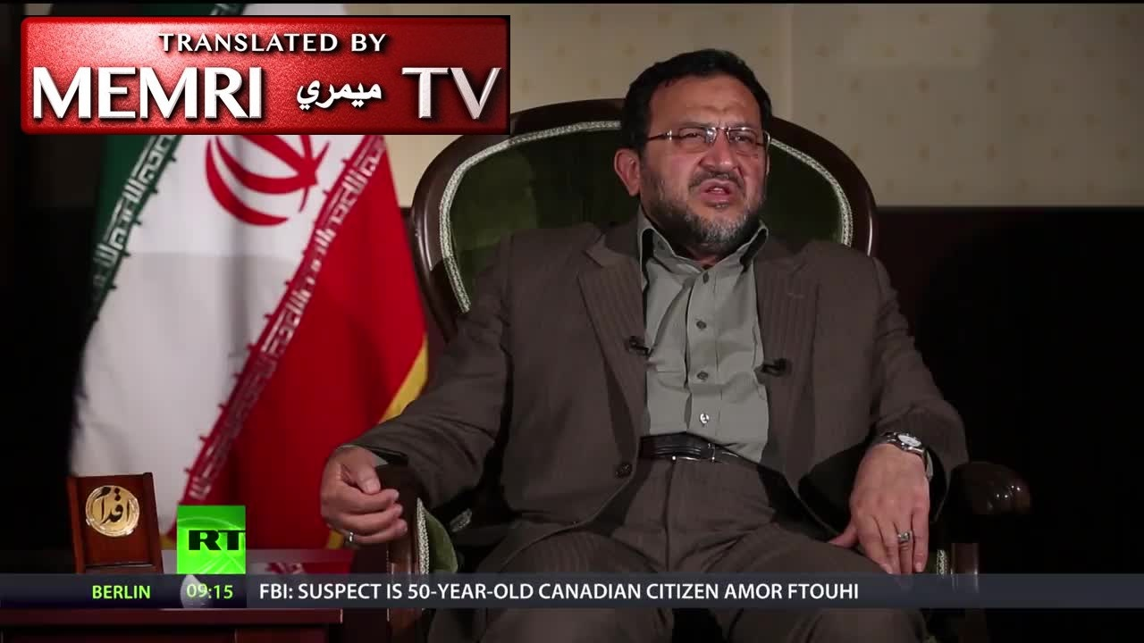 "IRGC Media Advisor Hamid Reza Moghadam Far: Iran to Publish ""Evidence"" of U.S. Support for ISIS"