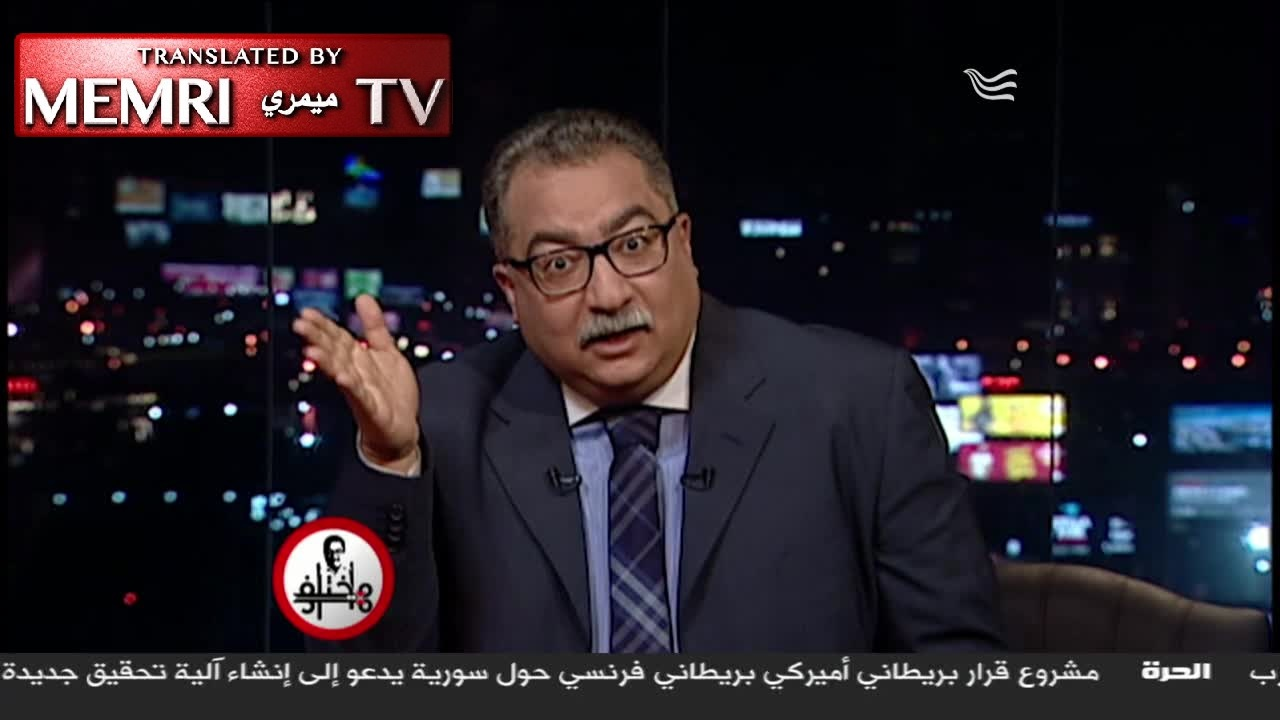 Egyptian Journalist Ibrahim Eissa Blasts Conventional Concept of the Islamic Caliphate: The Ottomans Were Occupiers Who Oppressed Our Peoples