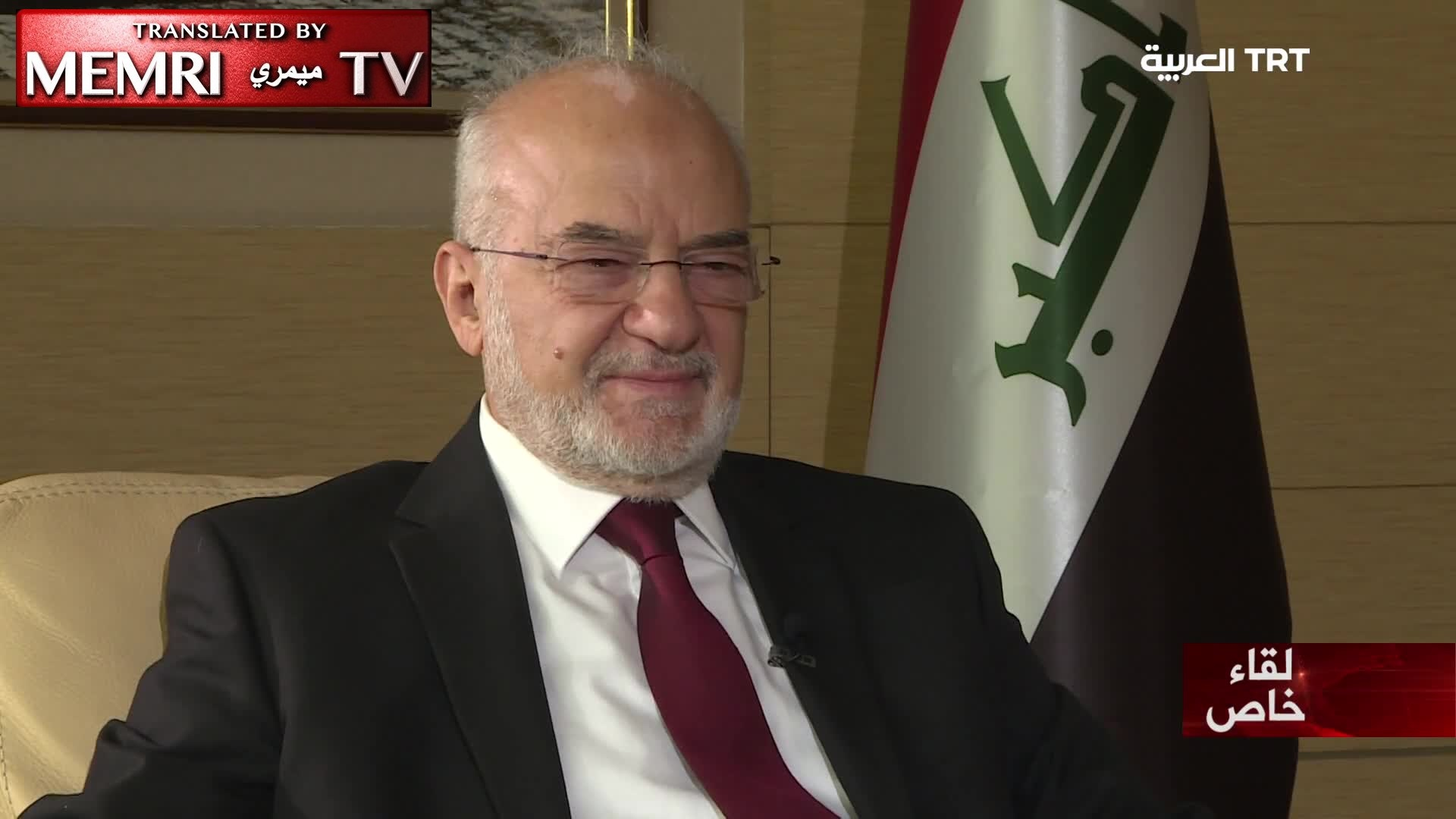 "Iraqi Foreign Minister Ibrahim Al-Jaafari: America's Founding Fathers Would Not Make ""Stupid Decisions"" Like Trump's Jerusalem Decision"