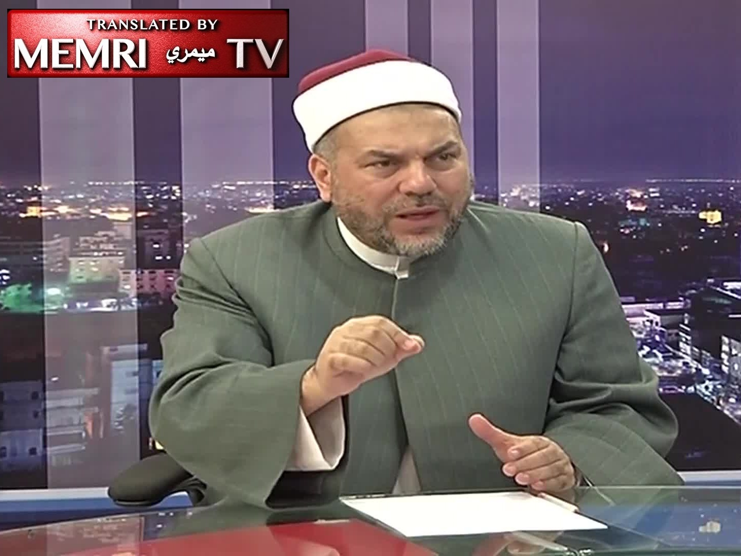 Cleric Imad Hamatu on PA TV Following Jerusalem Terror Attack: True Jihad Is Ribat in the Al-Aqsa Mosque