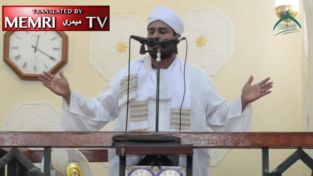 Khartoum Friday Sermon - Imam Muhammad Abu Obeida Hassan Slams President Al-Bashir: Better to Leave of Your Own Accord Than Die on the Throne