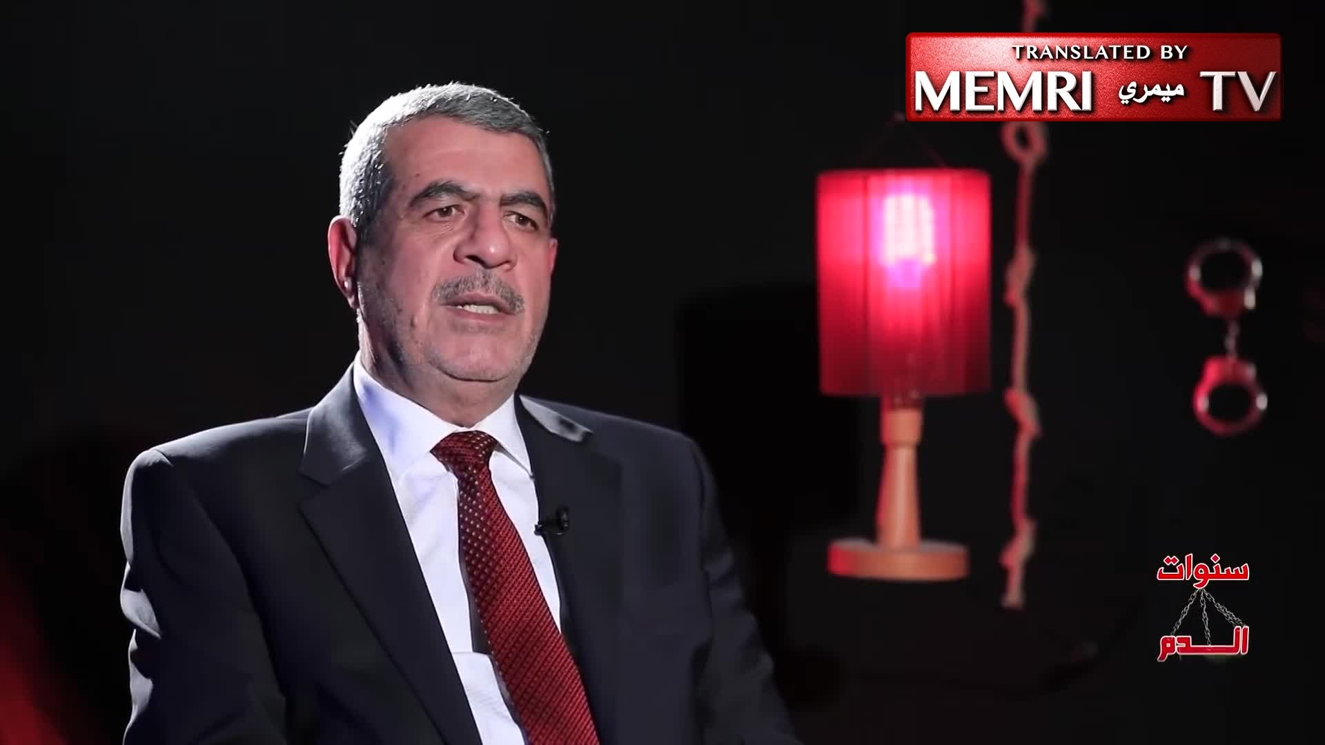 Iraqi MP Khalaf Abdelsamad Khalaf: Hitler Was No Worse than Saddam