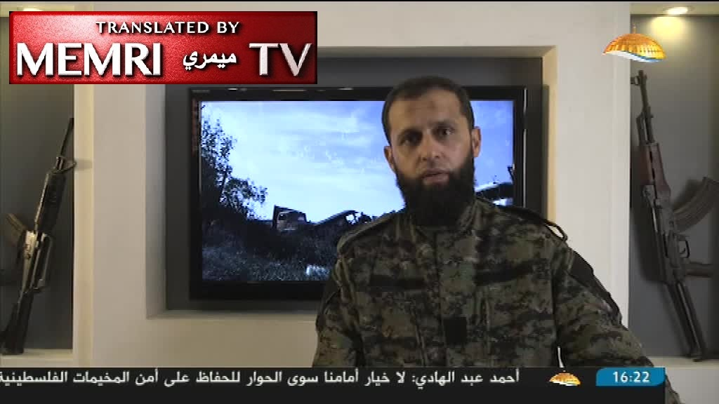 "Tips for Terror on Hamas TV: Host Iyad Abu Funun Suggests Security Precautions for Attacks with ""Many Dead Soldiers and Settlers"""