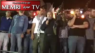 Palestinian MP Jamal Hweil Brandishes Weapon in Jenin: Save Every Noble Bullet for the Occupation
