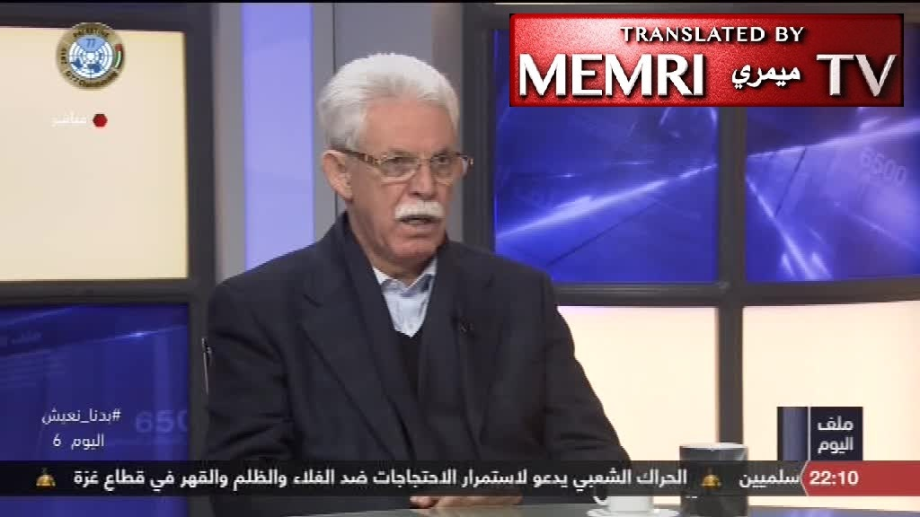 Fatah Central Committee Member Jamal Muhaisen: Hamas Is ISIS in Palestine
