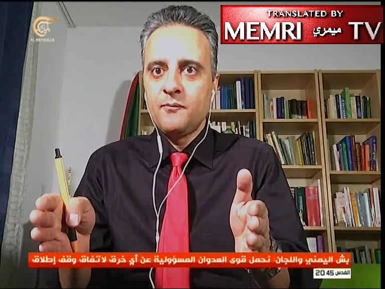Fatah Spokesperson in Europe Jamal Al-Nazzal: Fatah Engaged in Fiercer Armed Struggle After Oslo Accords, Not Before Them