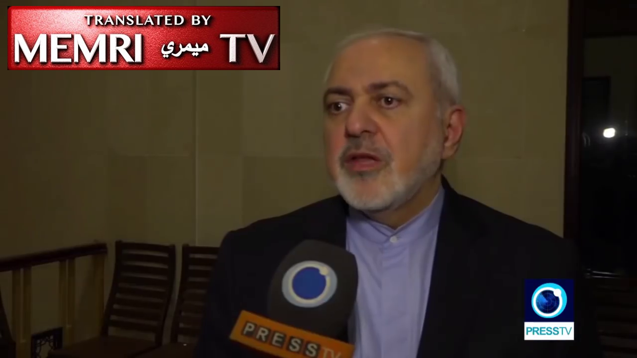 Iranian FM Javad Zarif on U.S. Arrest of Press TV Anchor Marzieh Hashemi: This Is Political Abuse of an Innocent Individual and an Affront to Freedom of Expression