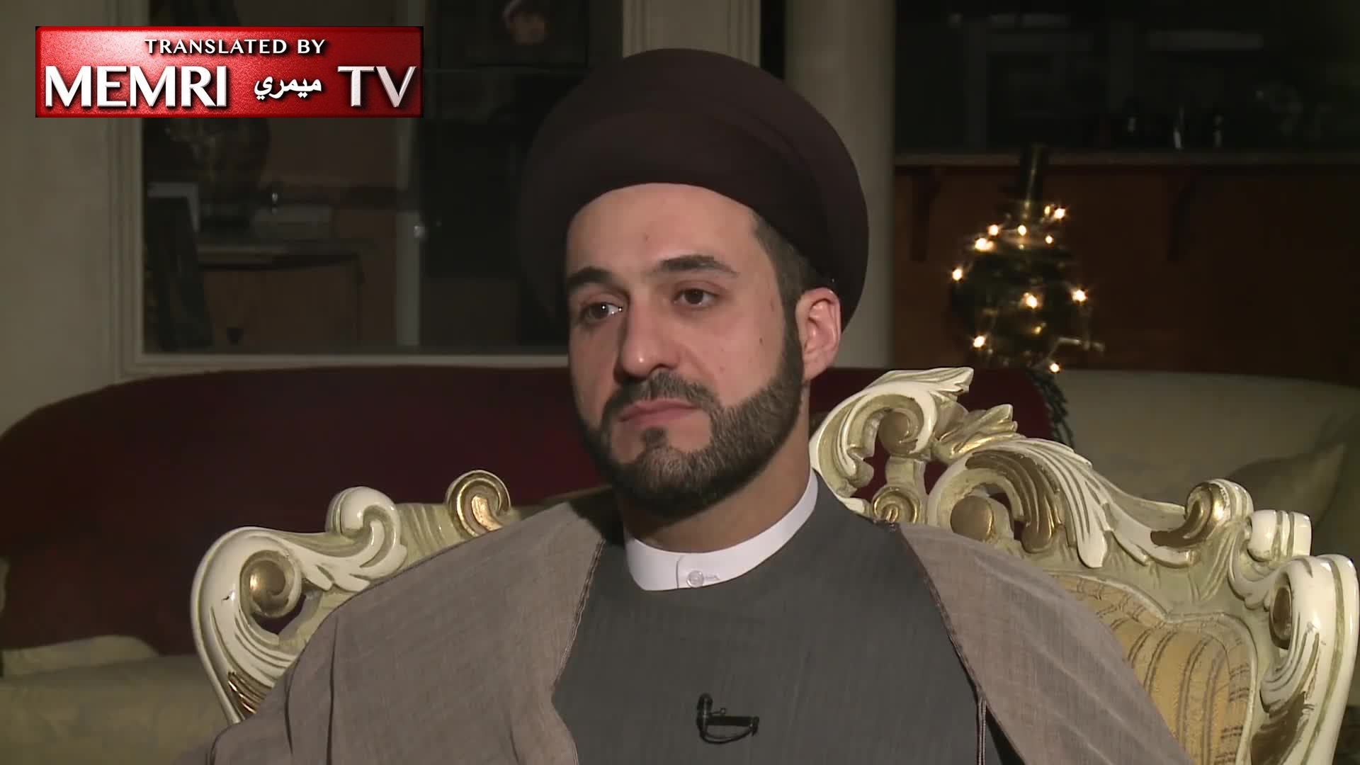 Shiite Iraqi Scholar Jawad Al-Khoei: ISIS Violence Is Rooted in Islam; Christians Were the Owners of This Land, Muslims Their Guests