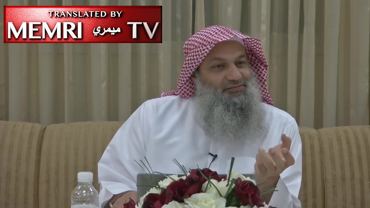 Kuwaiti Cleric Sheikh Jihad Al-'Ayesh Denies the Holocaust and the Existence of Gas Chambers: How Big a Bakery Would You Need to Make 50,000 Loaves of Bread?
