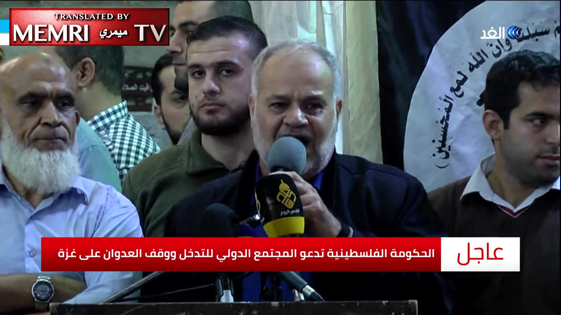 "Khader Habib, Member of Islamic Jihad Leadership in Gaza: If Zionists Do Not Leave ""the Entity,"" We Will Slaughter Them with Our Own Hands"