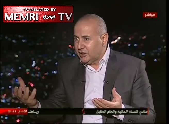 Syrian MP Khaled Abboud: The Russians Do Not Have the Iranians and the Syrians in Their Pocket