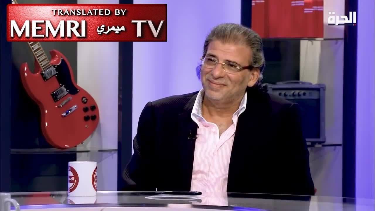 Egyptian Filmmaker Khaled Youssef: Islamist Fascism Is More Dangerous than Political Tyranny