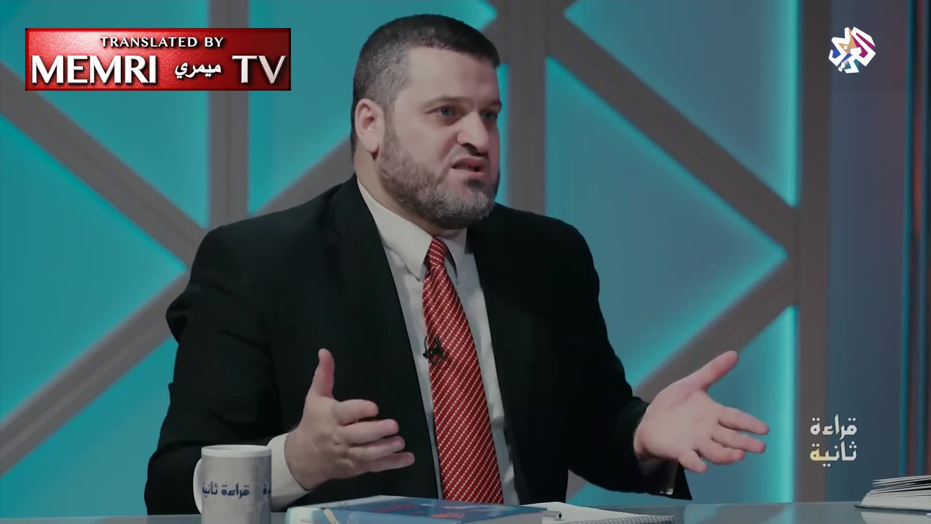 Lebanese Academic Dr. Khaled Abdul Fattah: Muslims Should Not Intermarry; We Don't Want to See Churches in the Squares of the Islamic State We Call for