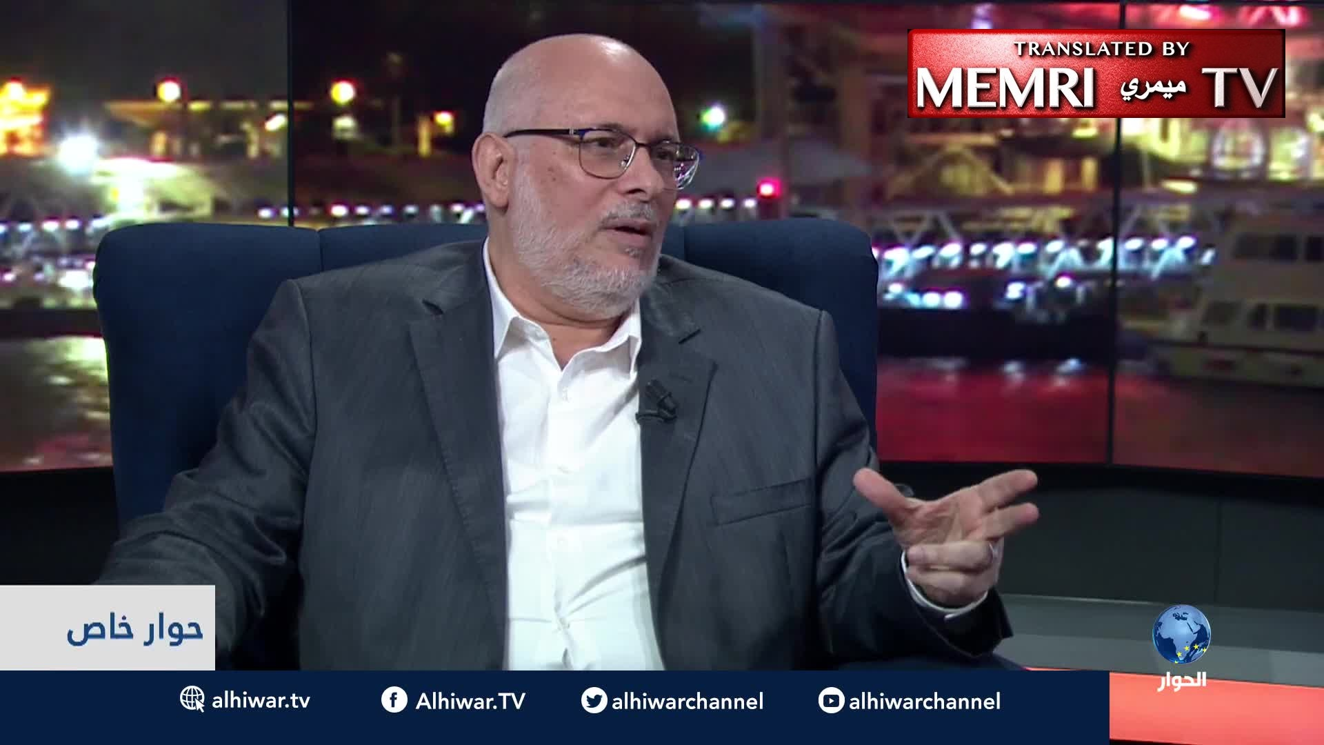 Maher Salah, Head of Hamas Abroad: Those Who Normalize Relations with Israel Are Committing Treason, Should Be Excommunicated; Israel Is the Root of All Evil in the Region