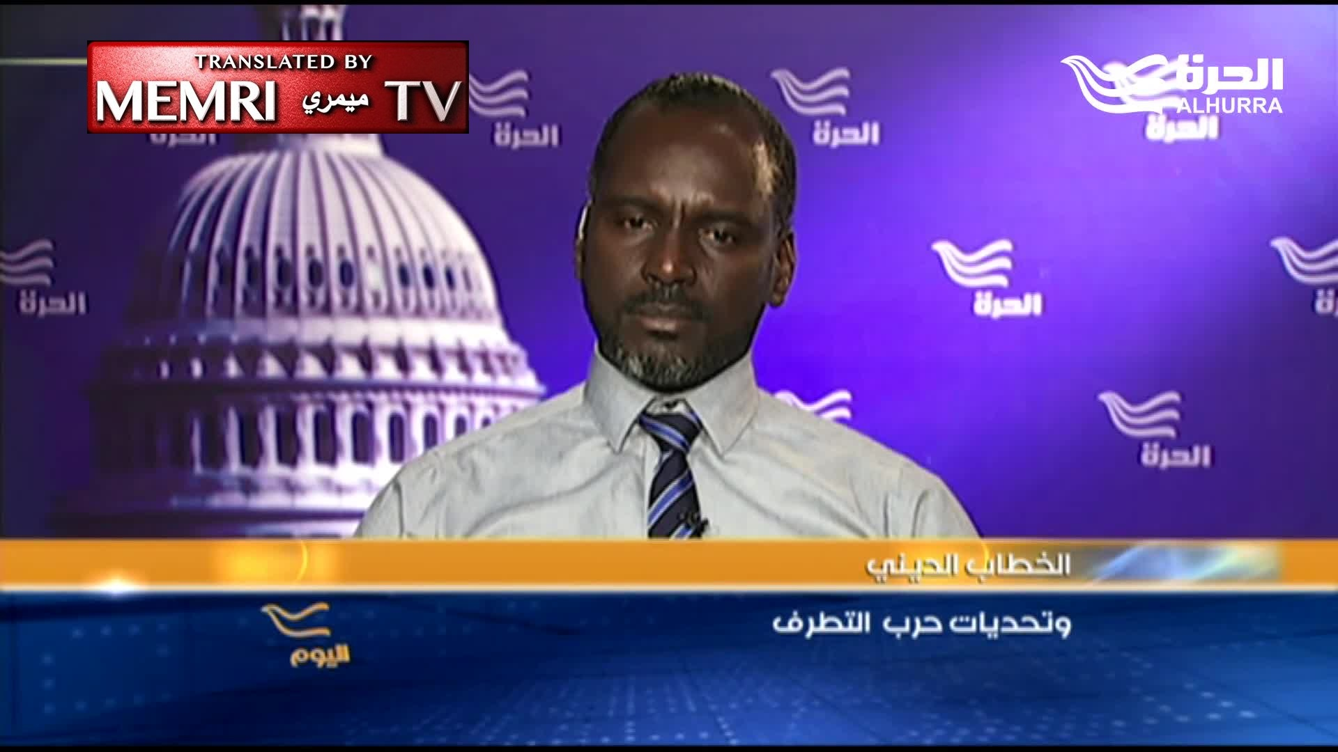 MEMRI Director of Reform Mansour Al-Hadj: We Should Train Our Own Imams in the U.S., Export Our Tolerant Islam to the Middle East