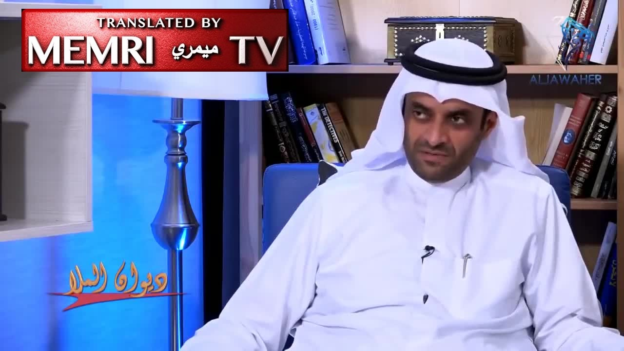 Kuwaiti Political Analyst Meshal Alnami: I Am Opposed To Normalization with Israel, Jews Have a Long History of Betrayal