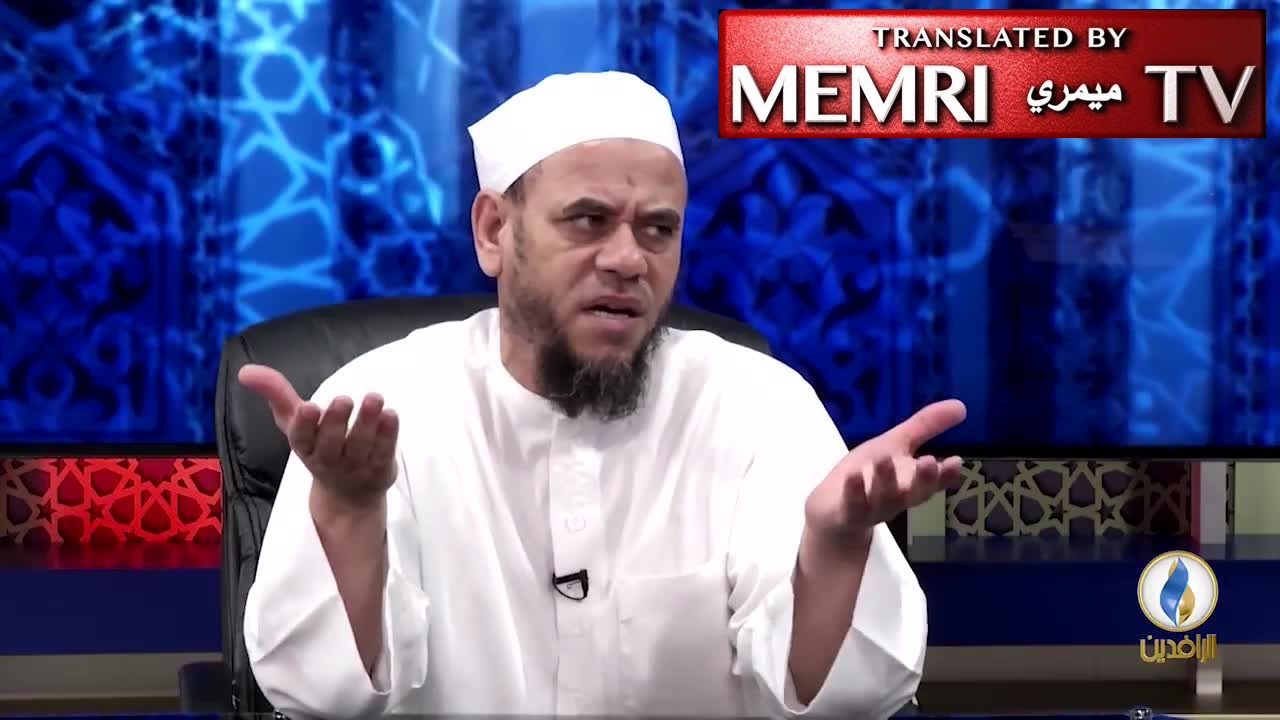 Al-Azhar University Professor Muhammad Anwar Al-Bayoumi: The Goal of Islam Is Not Justice But to Establish Servitude to Allah