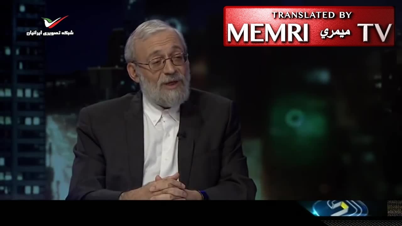 Top Iranian Official Mohammad-Javad Larijani on Claims in U.S. 9/11 Report: In Some Cases, We Allowed Al-Qaeda Members to Pass Through Iran without Stamping Their Passport