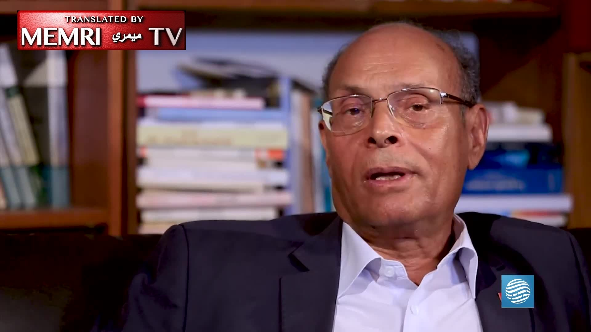 "Former Tunisian President Moncef Marzouki: Gulf Countries Led by ""Midget-State"" UAE Are Interfering in Our Affairs, Invading North Africa; We Have a Right to Defend Ourselves"