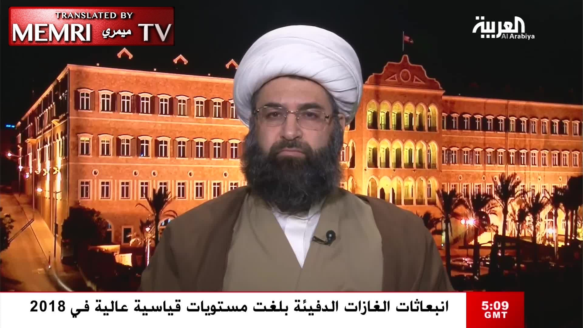 Lebanese Shiite Scholar Mohammad Al-Hajj Ali Al-Amili: A Modern, Democratic Lebanon Is in Everybody's Best Interest, Including Shiites; Lebanese and Iraqi Shiites Are Disappointed with the Islamic Movements