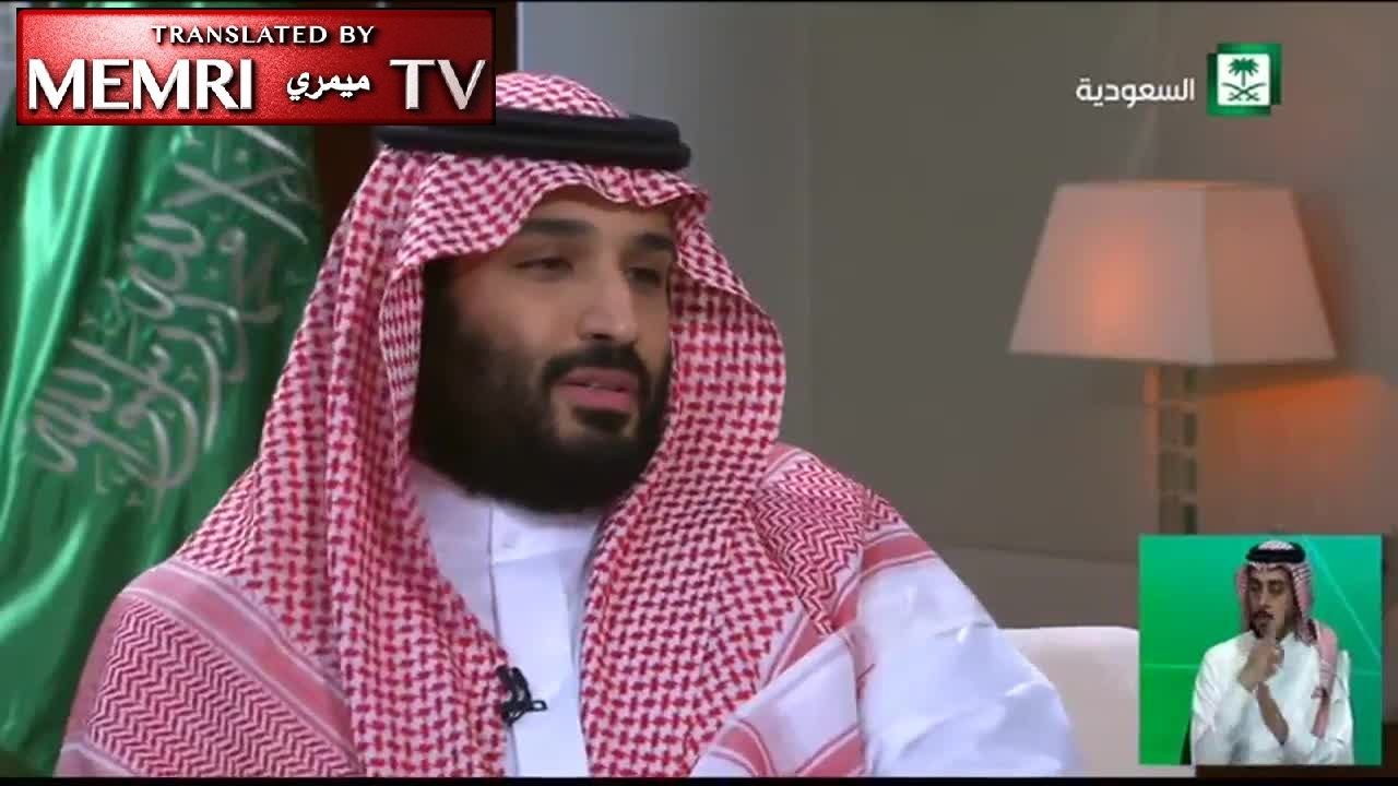 Saudi Deputy Crown Prince: The War Will Be Waged in Iran, Not Saudi Arabia; No to Direct Dialogue with Iran